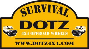 DOTZ SURVIVAL Logo wide